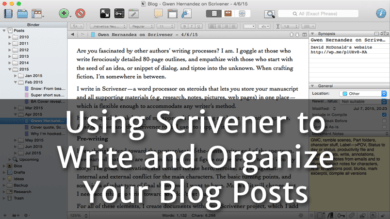 blogging-with-scrivener
