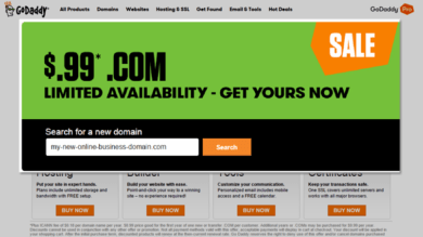 godaddy-99-cent-domains