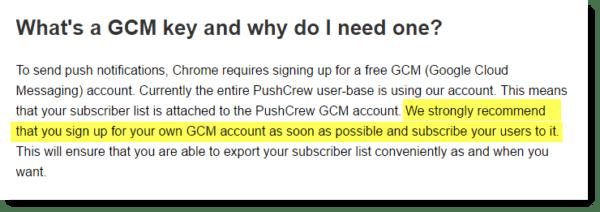 pushcrew-gcm